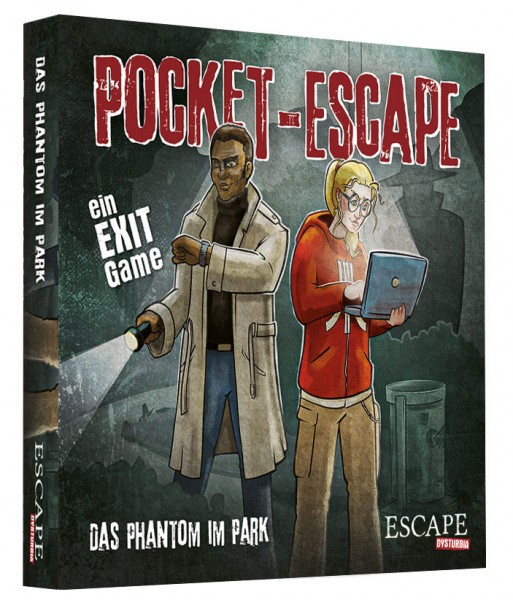 Pocket-Escape: Das Phantom im Park