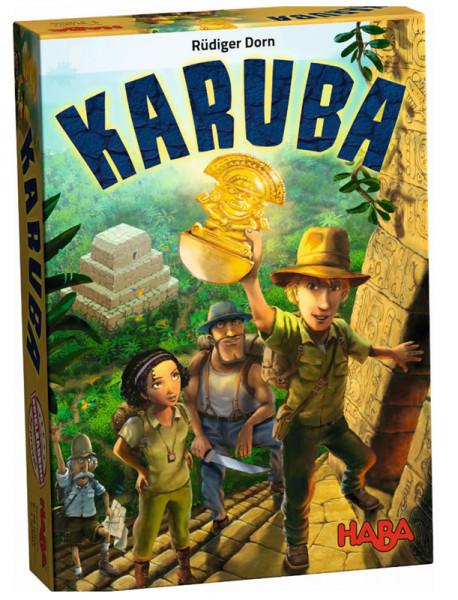 Karuba - Familienspiel