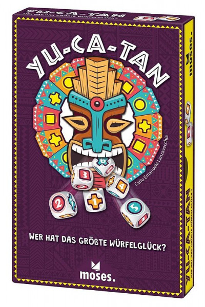 Yu-ca-tan - Wer hat das grösste Würfelglück