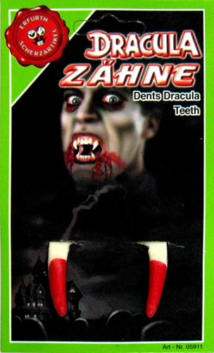 Dracula - Zähne