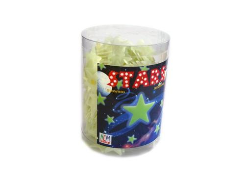 Nachtleuchtende Sterne - Stellars Stars, klein