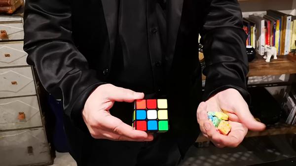 Rubik Gone - Professioneller Zaubertrick