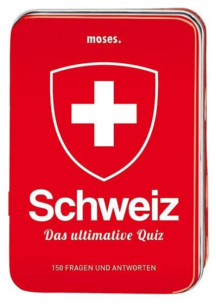 Pocket Quiz - Schweiz - Das ultimative Quiz - Sonderedition
